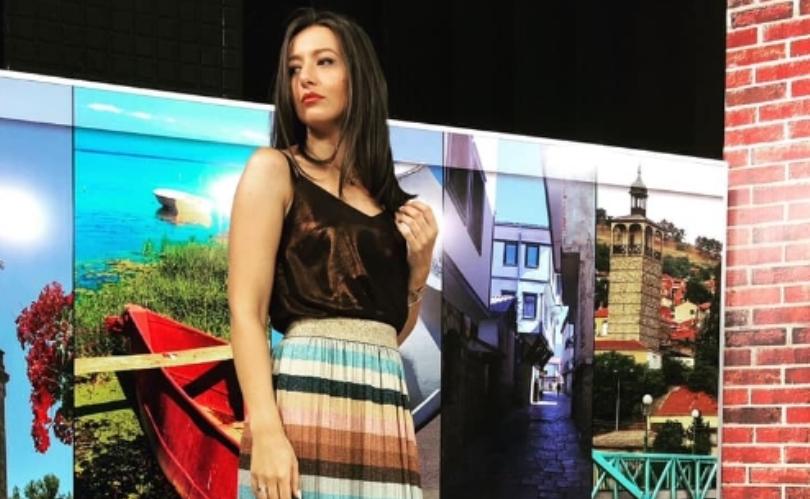 Милена Антовска им се обрати на сите што и се потсмеваат бидејќи носи визир  (фото)