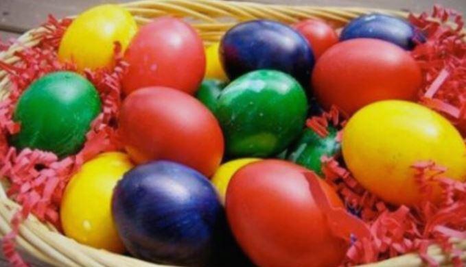 Доаѓа Велигден: Треба многу да внимавате во изборот на боите за јајца