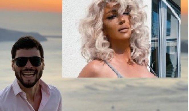 """Познатиот турски актер """"одлепи"""" по Карлеуша: Свршеницата го фатила како """"кисне"""" на профилот на пејачката, па му ја раскинала веридбата (ФОТО)"""