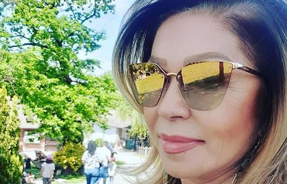 """Неда Украден тестирана на корона: Јавно ги објави резулатите, а со постот """"Збогум"""" под фотографијата,  ја шокираше јавноста (ФОТО)"""