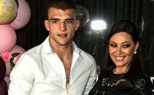 Вељко Ражнатовиќ тргнува по стапките на мајка му и сестра му: Синот на Цеца пропеа? (ВИДЕО)