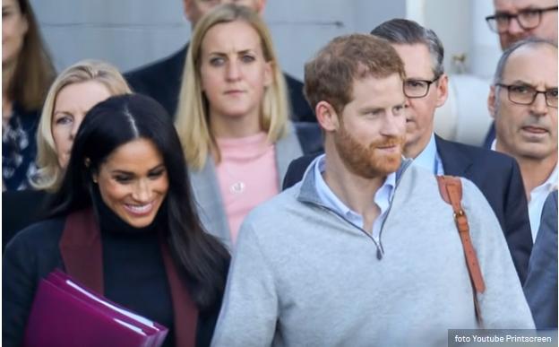 Хари и Меган Маркл завршија во полиција: Паника во паркот на принцот (ФОТО)