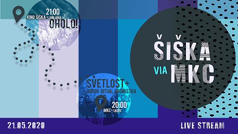 МКЦ со музичка програма во соработка со Кино Шишка од Љубљана