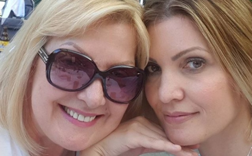 """Снежана Ѓуришиќ се плаши за здравјето на ќерката: """"Секогаш се гружам, но сега уште повеќе!"""""""