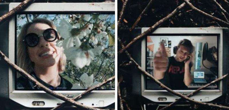 """Во спотот се појавуваат познати личности: Тамара и Билбилов со нова песна  – """"Светот е"""" (видео)"""