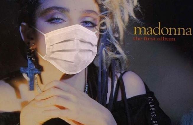 Коронавирусот не ја одмина ниту Мадона, а сега таа откри и каде се заразила