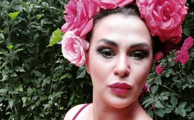 Ја нарекоа македонската Афродита: Анета Наковска бујна и расцутена во домашна фотосесија (фото)