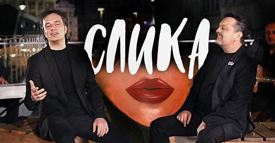 """Митевски и Дац  ја нацртаа својата музичка – """"Слика"""" (ВИДЕО)"""