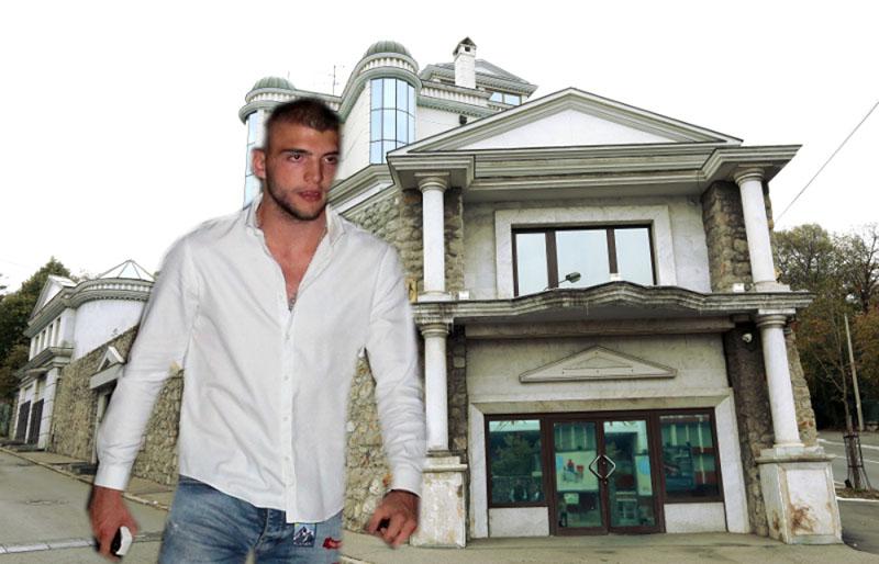 Вака изгледа вилата во Tител во која ќе живее Жељко Ражнатовиќ (фото)