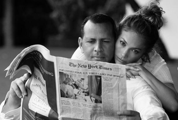 """Џенифер Лопез за венчавката со Алекс Родригез: """"Срцето ми е скршено"""""""