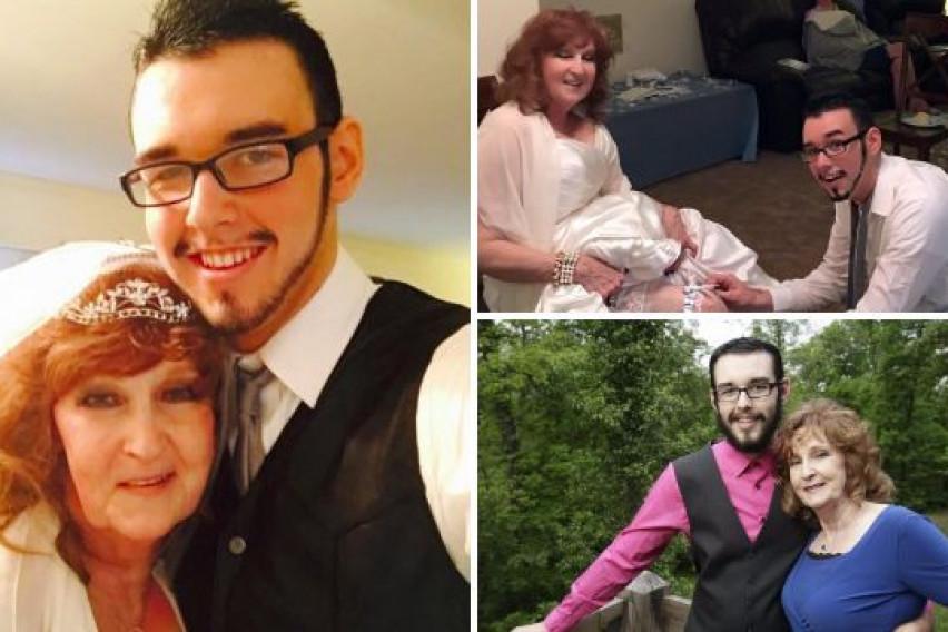 Тој има 19, а таа 72 години – се венчале по 2 недели и тврдат дека имаат одличен секс