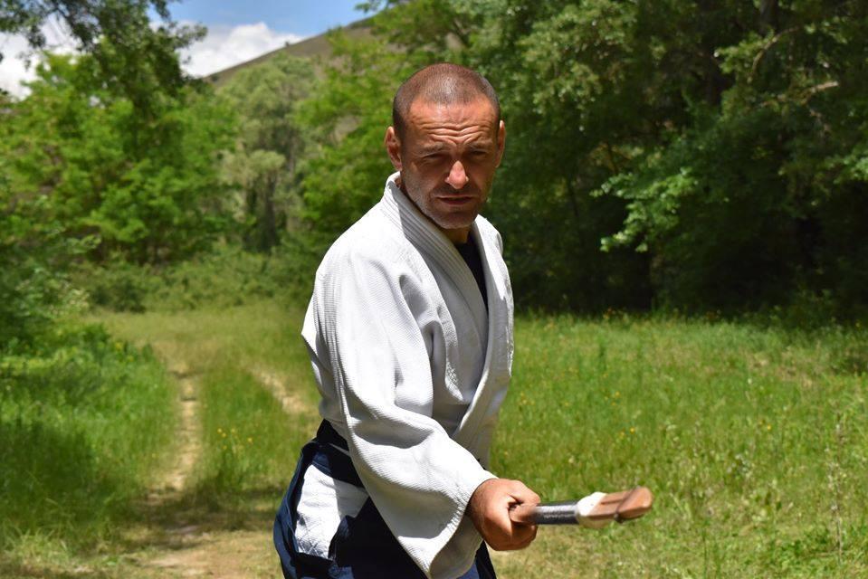 Добриот боречки уметник се препознава преку движењето на телото