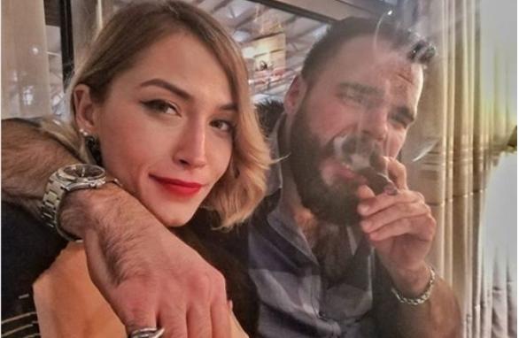 Анастасија Богданоска и Богдан Илиевски станаа родители: Од љубовта на Деа и Бетмен се роди… Дениција!