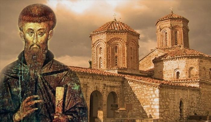 Денес е Св. Наум Охридски – исцелител и просветител на македонскиот народ