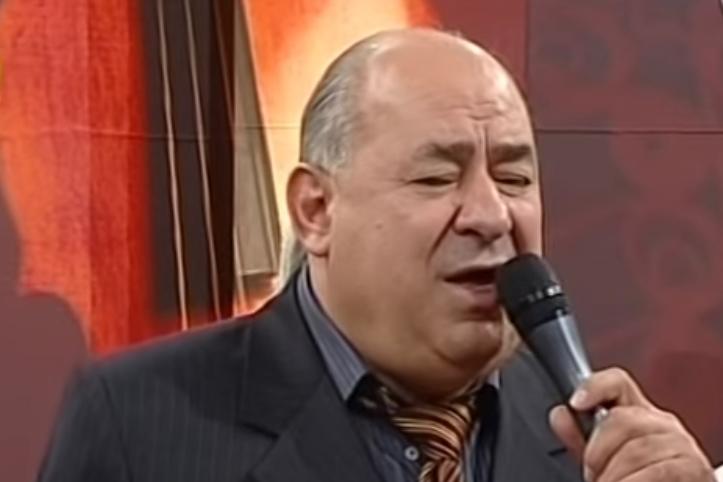 Почина македонскиот фолк пејач Блаже Богев
