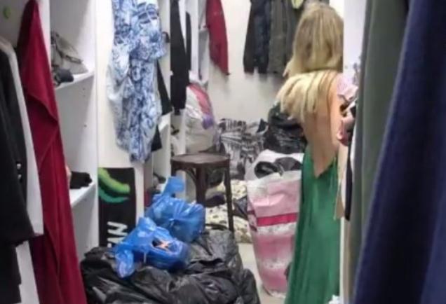 Милица ги почести ТВ гледачите со голи гради и голема задница: Им се израдува на фустаните па заборави на камерите (ВИДЕО)