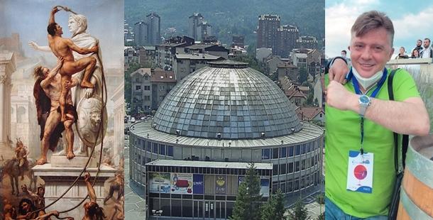 """Ако ја урнат """"Универзална сала"""", СДСМ и Петре Шилегов ќе бидат новите варвари на 21-от век!?"""