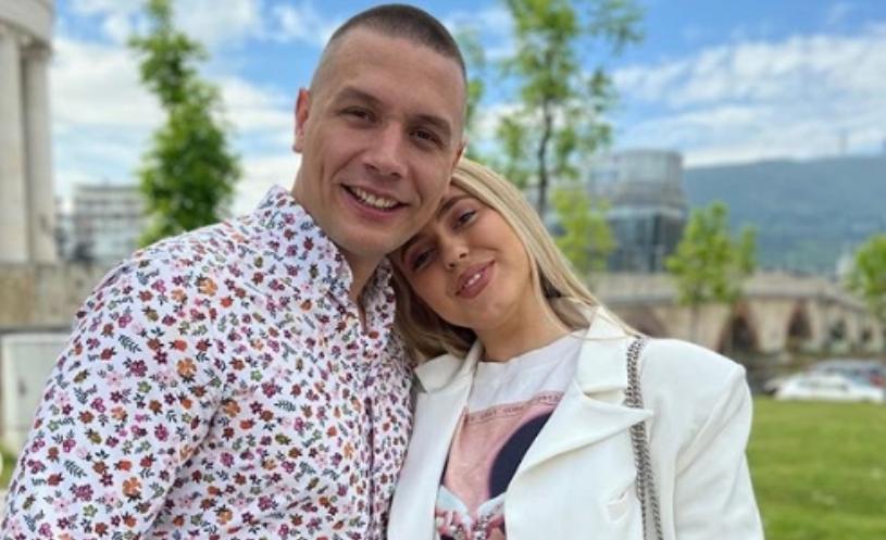 """Антониа Гиговска отворено за љубовта со Иван: """"Многу од моите блиски не ја прифаќаа врската"""""""