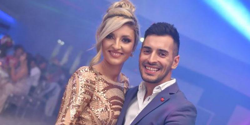 """Некогашниот македонски финалист во """"Ѕвездите на Гранд"""" ќе стане татко (фото)"""