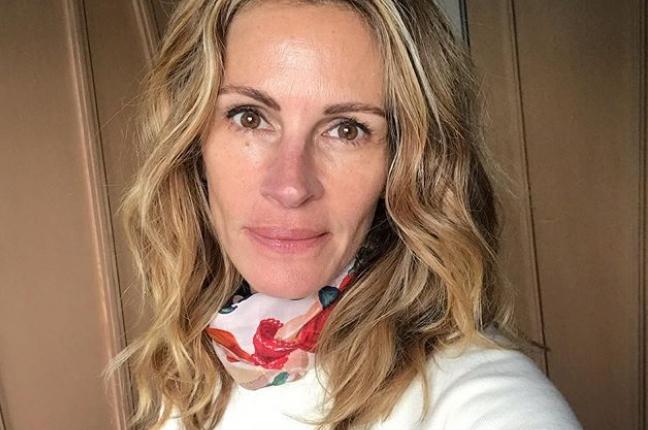 Џулија Робертс со една фотографија ја обелодени вистината по шпекулациите дека се разведува (фото)