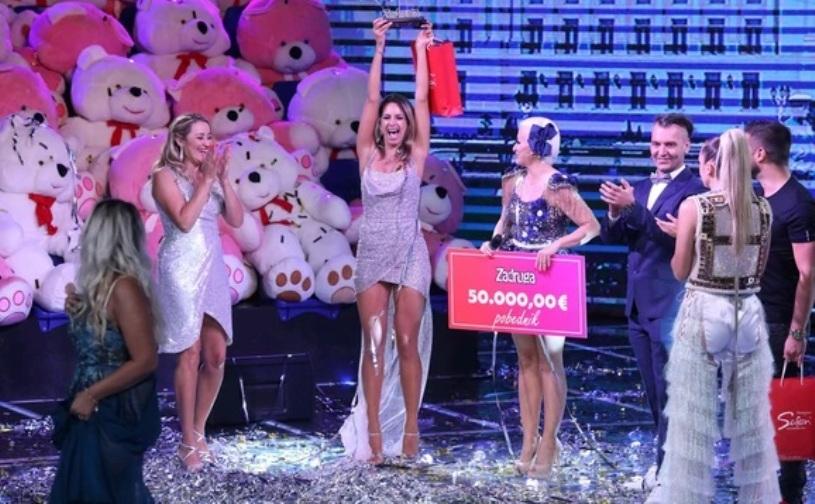 """По десет месеци избрана победничката на """"Задруга 3"""" која освои 50 илјади евра (видео)"""