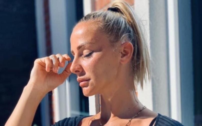 """""""Се надевам дека нема да се налути"""": Емотивна исповед на Милица Давовиќ за Александра Пријовиќ (фото)"""