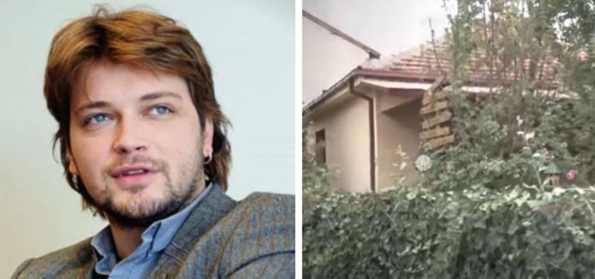 """""""Бекстејџ"""" во домот на Влатко Илиевски  – овде 33 години живееше македонскиот пејач (видео)"""