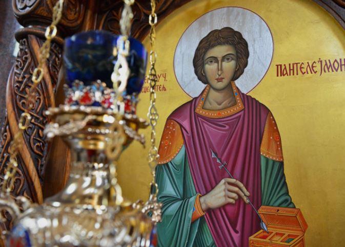 Денеска е голем празник: Вистински ден да започнете некоја работа или да тргнете на пат, за многу години Св. Пантелејмон