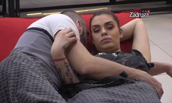 """Мина Врбашки е """"ријалити секс шампионка"""": Старлетата јавно беше интимна со најмногу мажи во """"Задруга"""" за три сезони на шоуто (ФОТО)"""