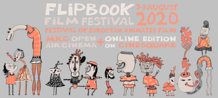 "Европски фестивал за анимиран филм во МКЦ – ""Flipbook Film Festival"""