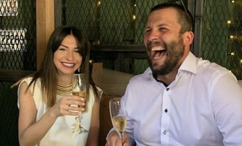 Прво па машко за Стојанче Стоилов и сопругата Деница (фото)
