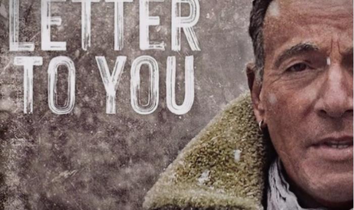 """Брус Спрингстин со нов албум: """"Шефот"""" има """"Писмо до тебе"""" (ВИДЕО)"""