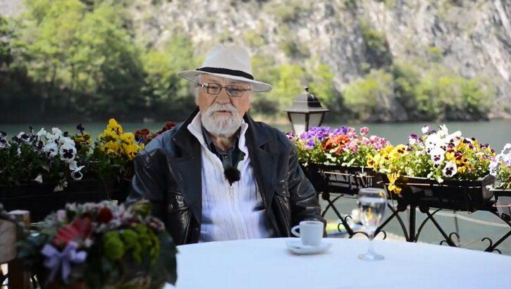 Замина Данило Коцевски, хроничарот на Скопје