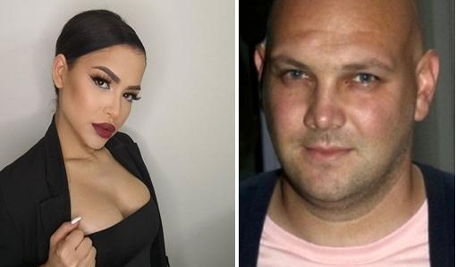 Александра Младеновиќ му даде втора шанса на Михајло: Пејачката и синот на Шабан Шаулиќ, неодамна раскинаа, па сега одново се заедно (ФОТО)