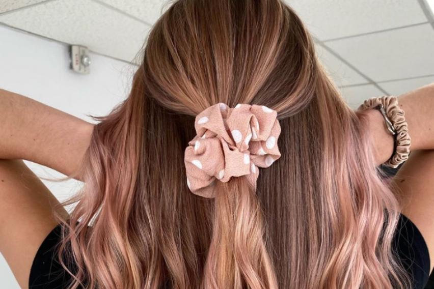"""""""Rose Gold Ombre"""" – најпопуларната нијанса за коса оваа есен"""