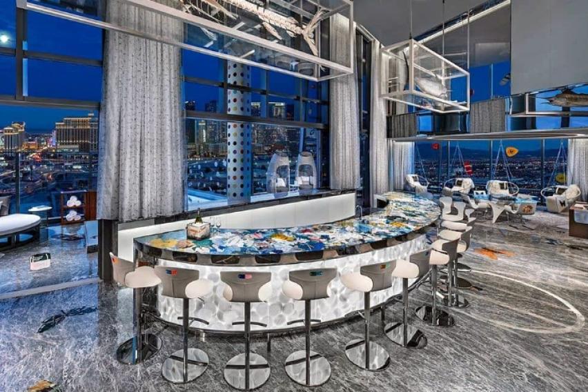Ова е најлуксузниот хотелски апартман на светот, една вечер чини 80 илјади долари