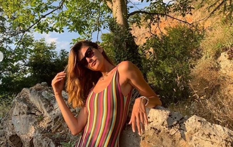 За такво тело треба и труд: Катарина Ивановска е секси и во теретана (видео)