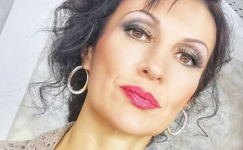 Кога Ирена Спировска ја брише шминката, ги брише и годините (фото)