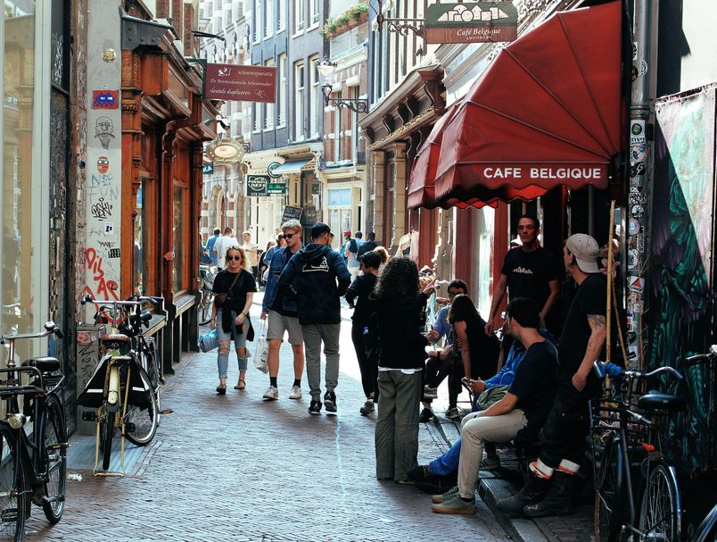 10 работи што ги шокираат туристите во Холандија