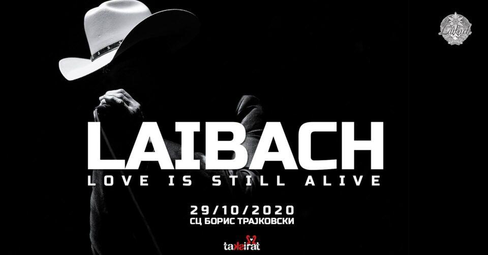 """Култните """"Лајбах"""" ќе прослават 40 години постоење со концерт во Скопје"""