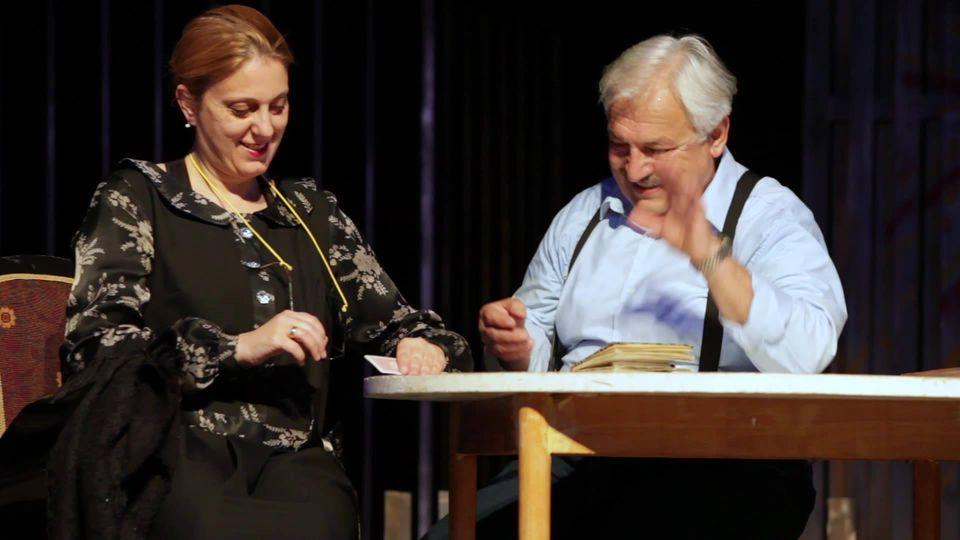 """""""Драмски театар"""" по седум месеци пауза,  се отвора за публиката со претставата """"Партија реми"""""""