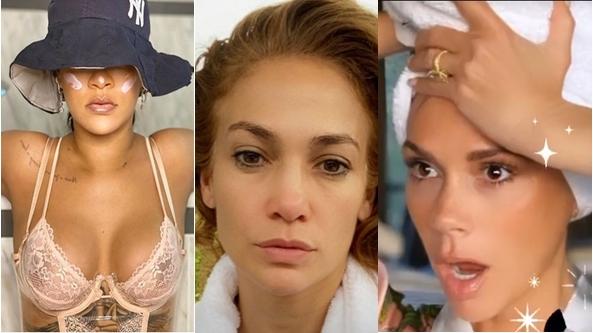 """Познатите убавици и """"без шминка"""" изгледаат апсолутно совршено, но дали е баш се' така како што изгледа?"""