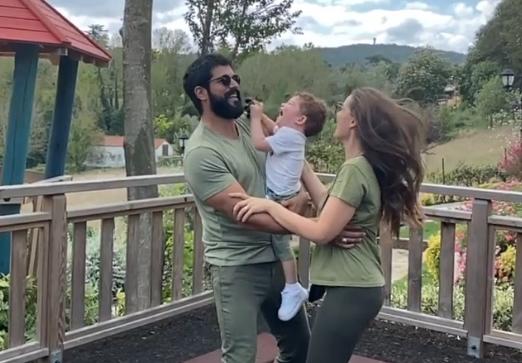 Бебе наместо развод: Бали Бег и Неџла го чекаат вториот наследник?!