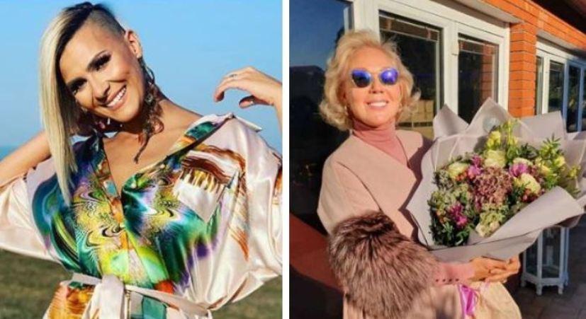 """Eве што имаат заедничко Сара Мејс и Лепа Брена: Славеа на ист ден, а македонската пејачката се расплака од гестот на ќерката – """"Си се изнаплакав"""""""