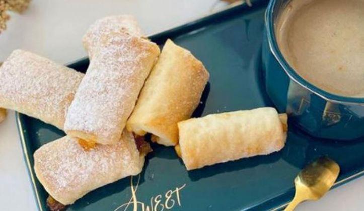 Идеја за појадок: Брзи штрудли со џем