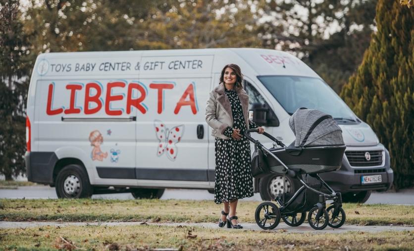 Александра Илиевска открива детали за бременоста и ја споделува нејзината листа за подготовка направена во Либерта Бебе Центар (фото)