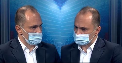 Венко Филипче на ТВ Сител конкретно не одговори на ниту едно прашање: Министер за молк и манипулации! (ВИДЕО)