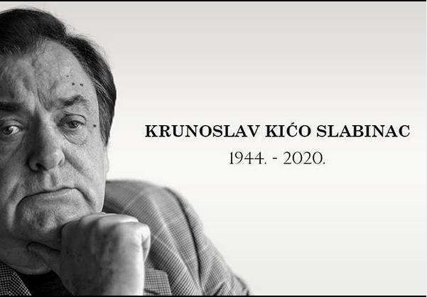 Почина познатиот југословенски пејач Киќо Слабинац