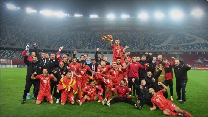 Бура од емоции – ново видео за македонските фудбалски херои