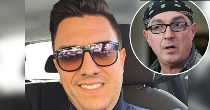 """Откако и го демолираше автомобилот на бившата жена, синот на Оливер Мандиќ повторно фатен пред нејзината зграда, па доби 30 дена затвор"""""""